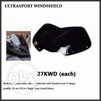 Ultra Sport Wind Shield