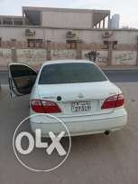 Nissan white maxima 2004 for sale