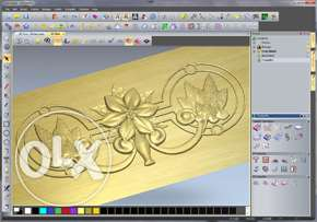 To learn artcam and autocad contact me ,لمعرفة رتكم وأوتوكاد الاتصال ب