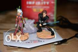 Disney infinity 3.0 starter pack with two characters for Xbox 360