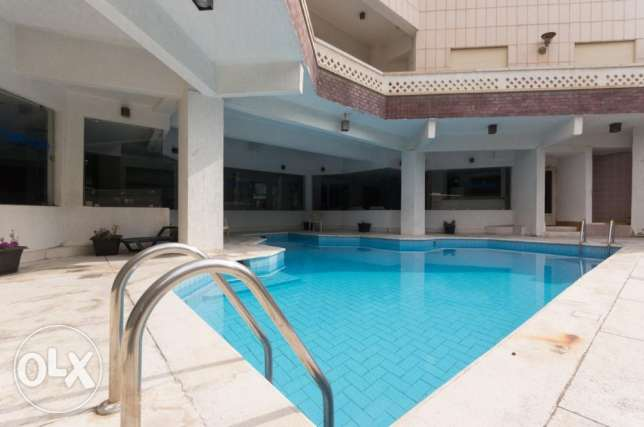 For expats, small 3 bdr apt in Salwa