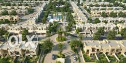 4BR+M+Private Garden : Noor Townhouses : Al Qudra Road Dubai