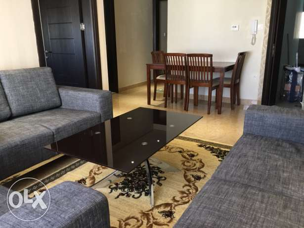 fully furnished 2bed room apartment for rent.