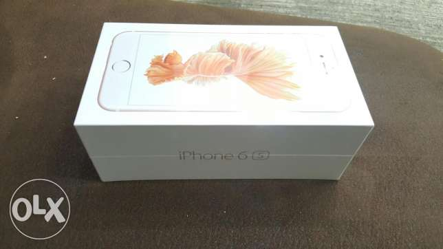 I phone 6s rose gold