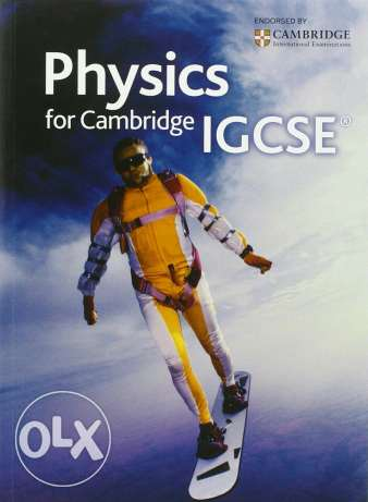 Physic for igcse and edxcel