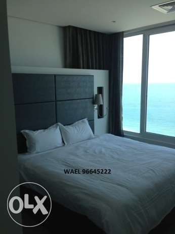 awesome seaview 1 bedroom in Mangaf المنقف -  3