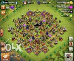Clash of Clans Th10 Max Walls