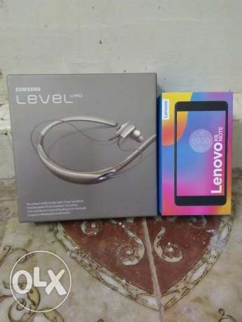 K6 note and level u pro bluetooth headset