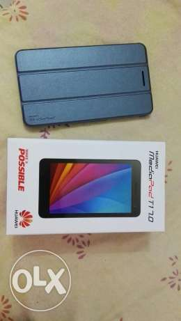 Huawei Mediapad 7 3g tab for sale, Brand new , Only two weeks used مهبولة -  1