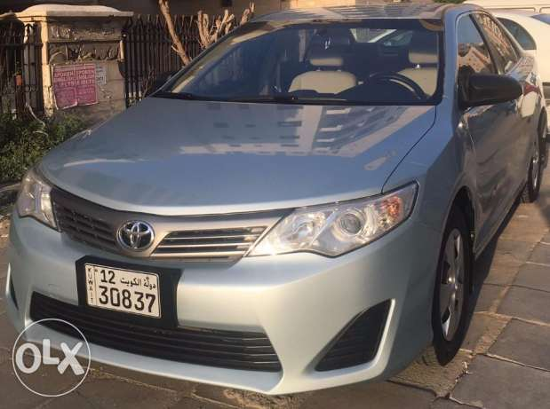 Toyota Camry GL 2013 at 60000 KM for sale