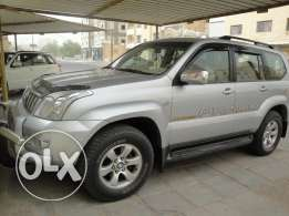 Very clean Prado 2005, VX (6 Cylinders)