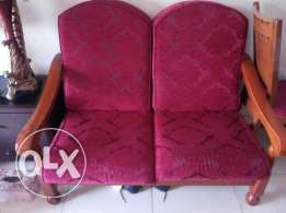 Sofa 2 seater and Single seater for Sale