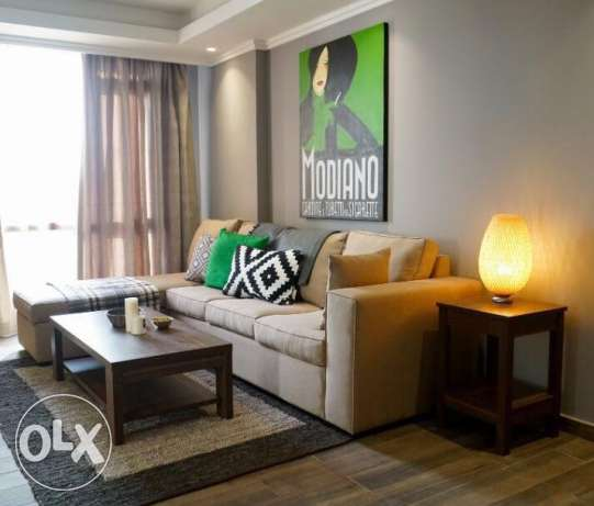 Brand new fully furnished 1, 2 & 3 bedroom apartment in bneid al gar.