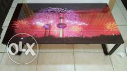 Glass Coffee Table Assted (FREE HOME DELIVERY)