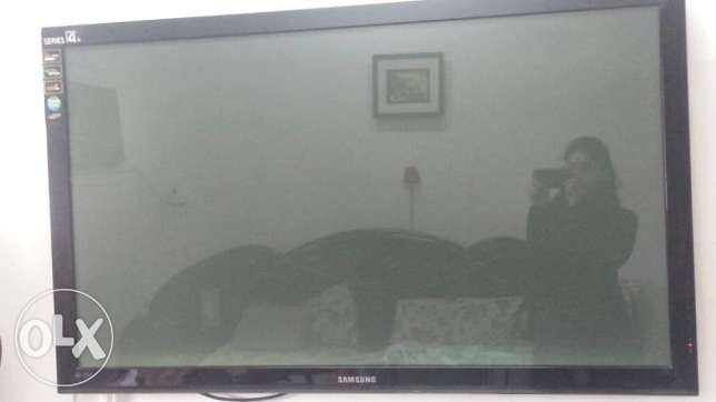 "Samsung 50"" Plasma TV for Immediate Sale"