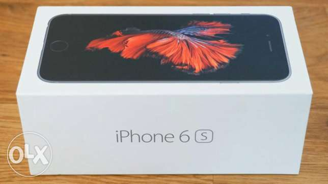 Brand new sealed box iphone 6s plus 32gb
