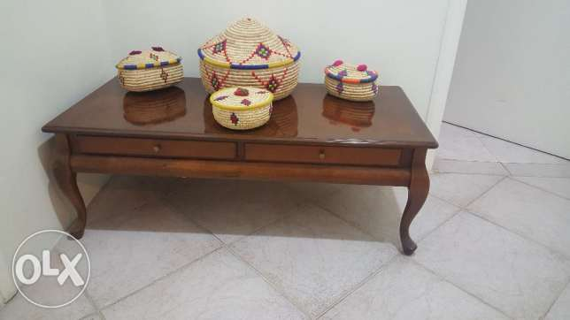 *HIGH QUALITY* Decorative Wooden Table