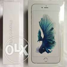 Brand new sealed box iphone 6s plus 128gb