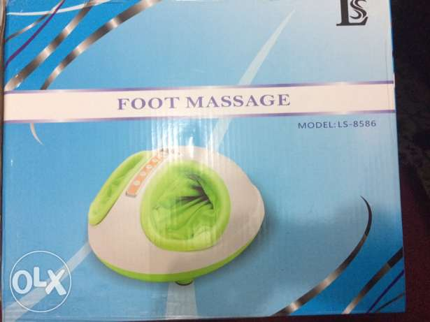 I want to sell my foot massage machine
