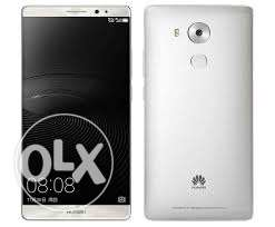 Huawei mate 8 new phone not open box كيفان -  3