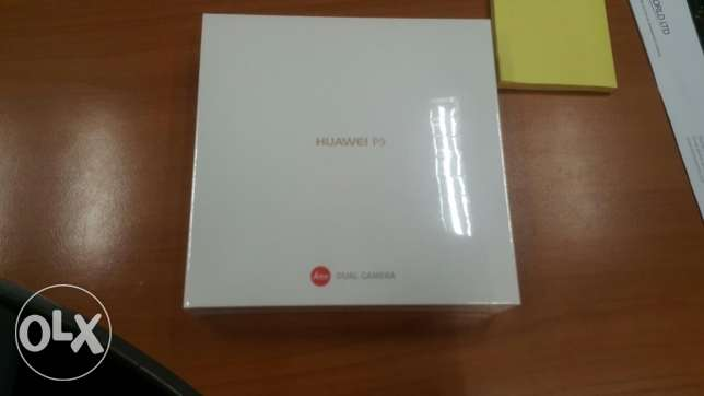 Brand new sealed box huwaei p9 32gb