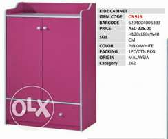 Children Wardrobe with Drawer (FREE HOME DELIVERY)