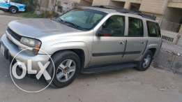 Trailblazer 2005 XL تريلبليزر 7 مقاعد