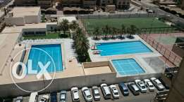 For rent at a Luxury residential complex at Al Riggae