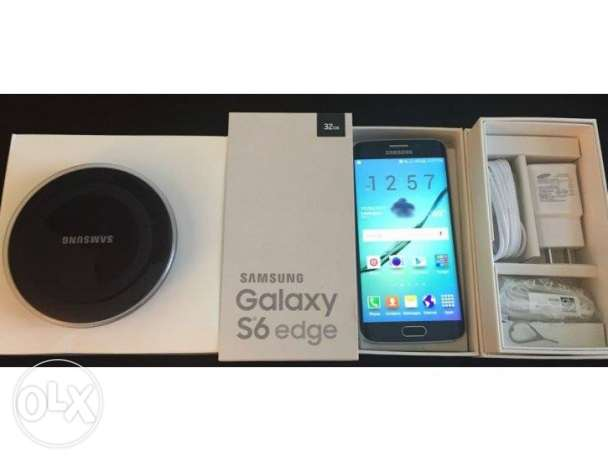 Samsung Galaxy S6 Edge Available for Sale.