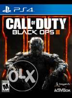 call of duty black ops III PS4 CD