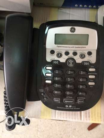 2 line phone by GE