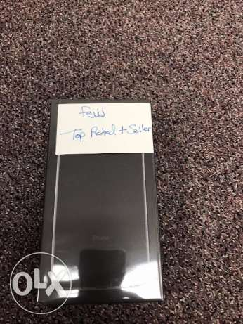 New SEALED APPLE IPhone 7 PLUS 256Ggb Jet Black AT&T Worldwide SHIPPIN
