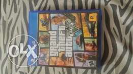 Gta 5 (Grand Theft Auto) for sale ps4 barely used