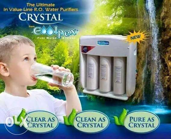 Mega Discount Offer From Coolpex Pure RO water filter company