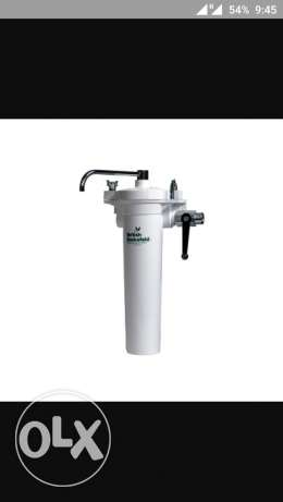 Or in all British breakfield water filter for dale