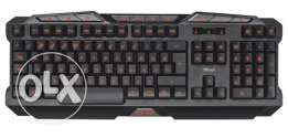 Trust illuminated Gaming Keyboard