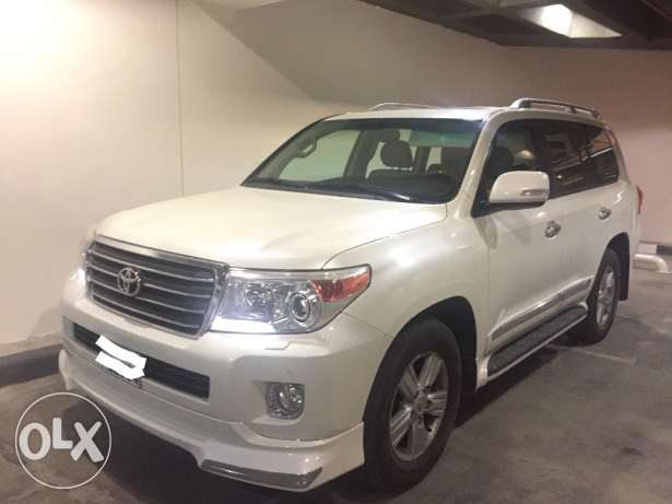 Land cruiser 2014 GXR V6 for sale