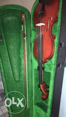 Forsale violin new hand made marka (fantastic)
