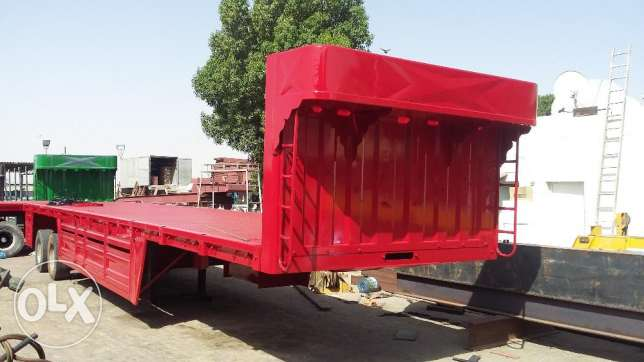 brand new bogie trailers with spider bogie and five year warranty