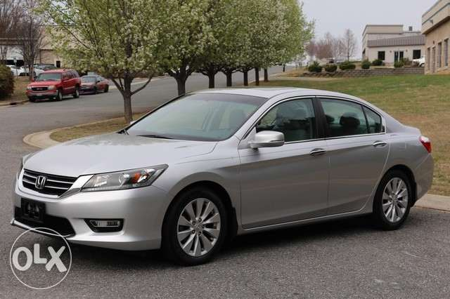 2013 Honda Accord for a quick sale