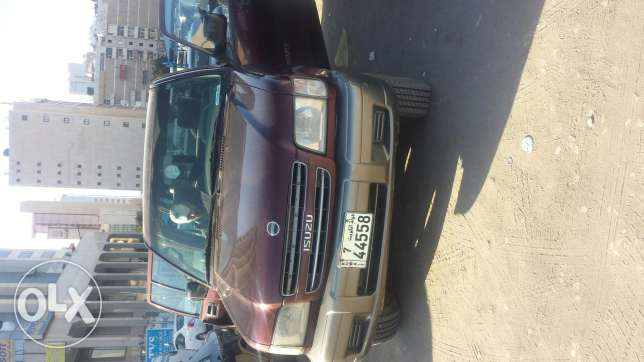 Isuzu Jeep for sale