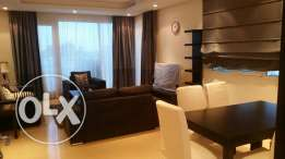 Fintas high class floor fully furnished 2 bhk with large balcony