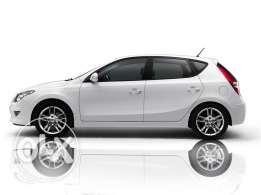 Hyundai i30 full option