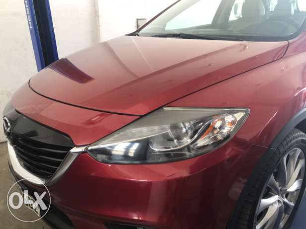 mazda cx-9 2014 model for sale run only 69000km