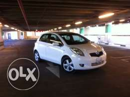 Toyota Yaris hatchback it's excellent condition single owner