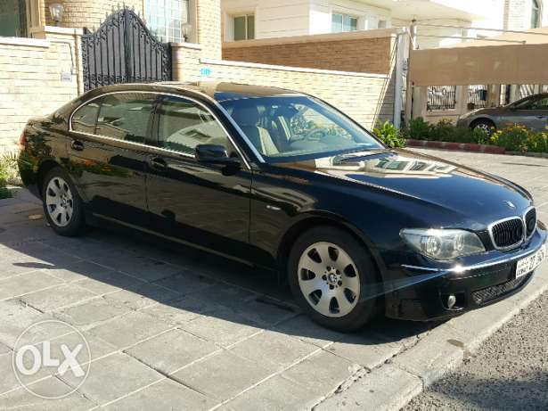 BMW 730li Very Clean