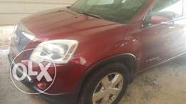 Excellent Acadia GMC for urgent sale