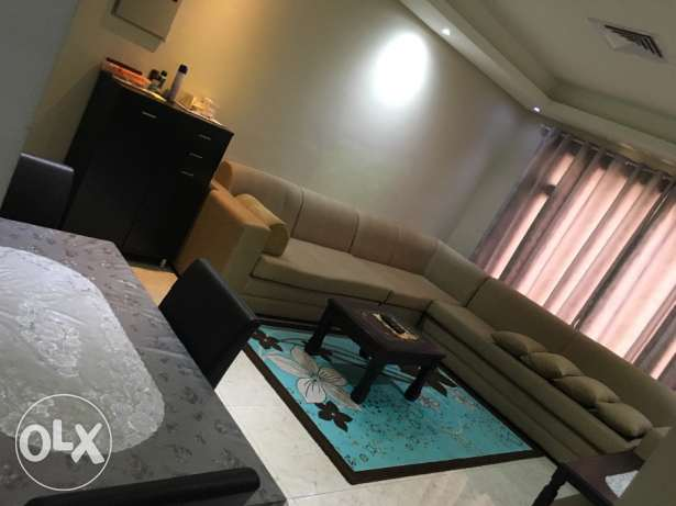 Fully furnished 2bedroom apartment rental in mahboulla.