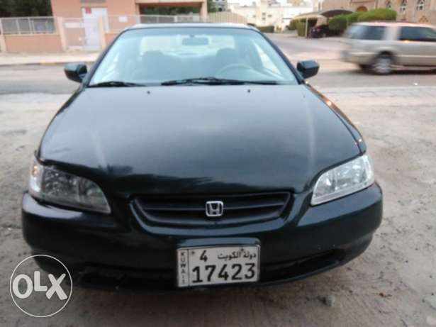Honda Accord sport 1 Door 2000