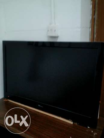 37 inches wansa LCD tv for sale المنقف -  2